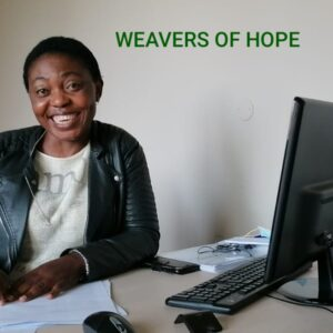 The office of Weavers of Hope